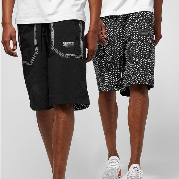 f47ee70fe adidas Other - Adidas black and reversible men s NMD shorts
